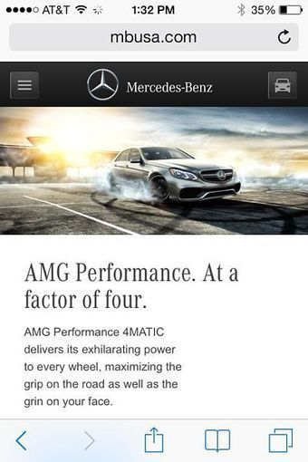 Mercedes-Benz exec applauds responsive design for personalization - Luxury Daily - Advertising | Brand content | Scoop.it