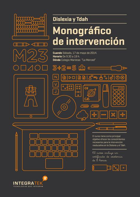 Dislexia y TDAH: Monográfico de Intervención | Murcia 17 de Mayo | TDAH | Scoop.it