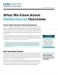 What We Know About Online Course Outcomes | TRENDS IN HIGHER EDUCATION | Scoop.it