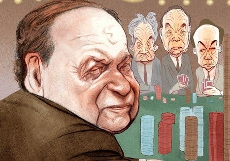 The Biggest Bet Ever: Soros, Paulson and Cooperman Take On Adelson Over The Future Of Gambling In America | Forbes.com | Games People Play | Scoop.it