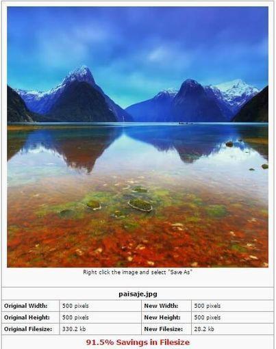 20 herramientas para reducir el tamaño y comprimir fotos | Educommunication | Scoop.it