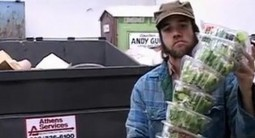 Dumpster Diving To Fight Hunger, Waste   hunger in the U.S.   Scoop.it