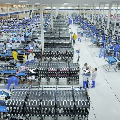 Google Puts Moto X Manufacturing Facility on Street View | Just Plain Cool. | Scoop.it