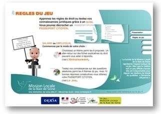 Portail Skoden pour la formation ouverte et à distance - Jeu en ligne sur la législation du travail | Ressources pédagogiques en ligne | Scoop.it
