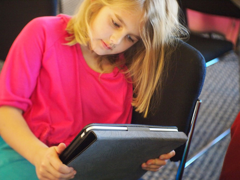 5 Apps to Encourage Reading Over the Winter Break | Literacy Resources | Scoop.it