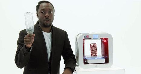 Recyclez vos déchets plastiques en divers objets depuis chez vous grâce à cette imprimante 3D éco-responsable | Actu de l'industrie | Scoop.it