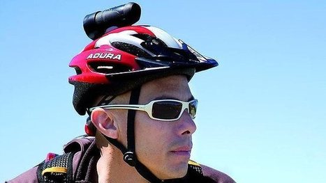 Can Helmet Mounted Cameras on Bike Helmets Cause Injury? | Bicycle Safety and Accident Claims in CA | Scoop.it
