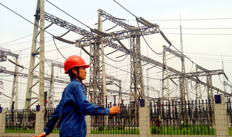 China Aims to Dominate U.S. in Smart Grid Investments Just As It Has With Renewables | World Of Water & Power | Scoop.it