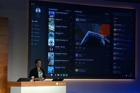 Avec Windows 10, Microsoft unifie tous ses produits et se met à la réalité augmentée   innovation&tech   Scoop.it