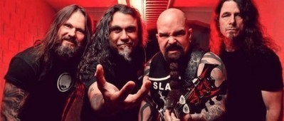 SLAYER'S FIRST SHOW IN THE U.S. SINCE JEFF HANNEMAN'S PASSING WILL BE BROADCAST LIVE ON LIQUID METAL! | Metal Band interviews | Scoop.it