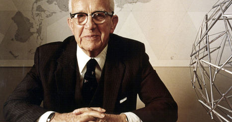 Buckminster Fuller, Intellectual Outlaw | Interesting Insight, Quotations, Vintage & Gurus | Scoop.it