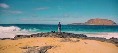 """What's Simon Saying: Stunning Video """"The Lanzarote Effect"""" Showcases the Island´s Hidden Beauty 