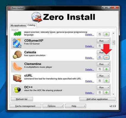Cómo usar un programa sin instalarlo en Windows con Zero Install | Educacion, ecologia y TIC | Scoop.it