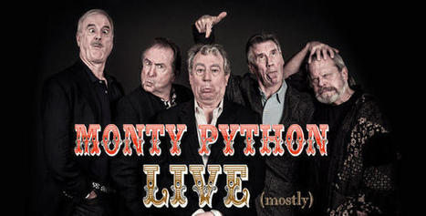 Monty Python Live (Mostly) The Big Screen Experience | Film Reviews with Blazing Minds | Scoop.it