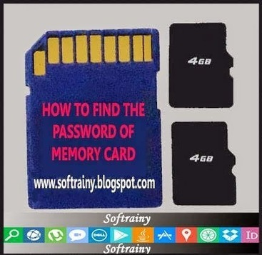 Top One Way To Learn How To Find Forget Memory Card Password « Free Download Software | Techrainy | Scoop.it