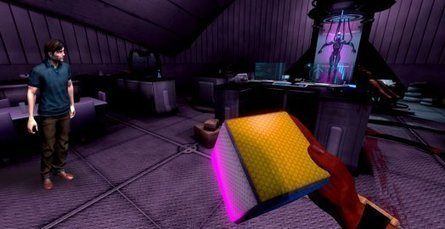 GDC 2015 - Subject 13, Loading Human preview - Adventure Gamers | Immersive World Technology | Scoop.it