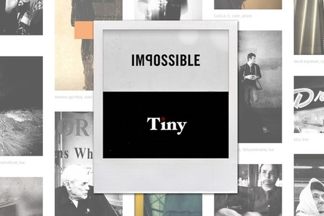 Nine Instant Exhibitions in Nine Days: Around the World with Tiny Collective | iphoneography topics | Scoop.it