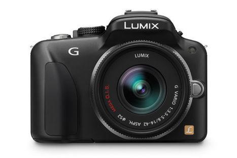 Panasonic unveils slimmer, 15.8MP Lumix G3 | News | PhotoRadar | Everything Photographic | Scoop.it