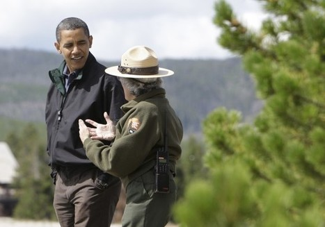 President Obama Needs to Establish a Conservation Legacy in Addition to a Drilling Legacy | Equal Ground | Scoop.it