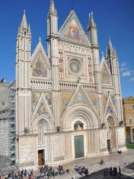 Rick Steves: Orvieto is all an Italian hill town should be | Umbria Wedding and Leisure | Scoop.it