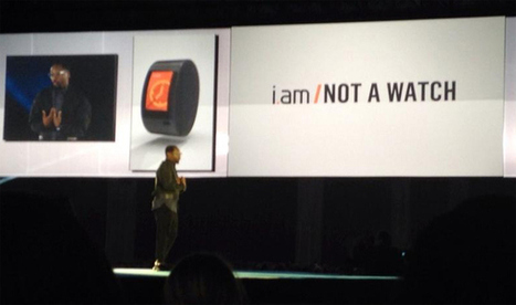 Performer will.i.am Unveils Smartwatch At San Francisco DreamforceConference - CBS San Francisco   Interactions Design, Innovations and Technologies   Scoop.it