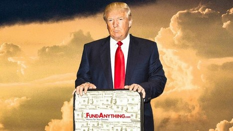 Is This Trump's Biggest Financial Con Yet? - VanityFair.com   Backstabber Watch   Scoop.it