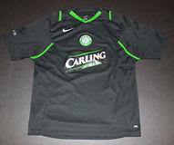 Nike Celtic FC Pre-Match Training Jersey – Black | CELTIC TEAM JERSEY | Scoop.it