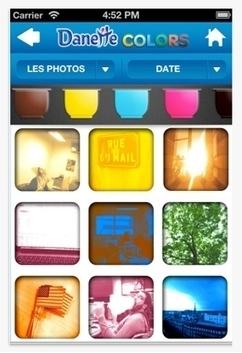 Danette Colors : la nouvelle appli photo de Danette | Community management 3.0 | Scoop.it