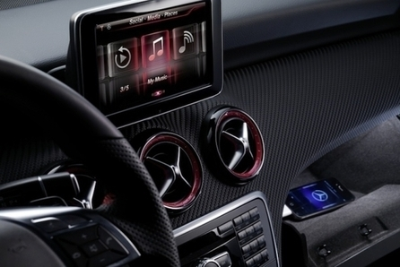 Mercedes-Benz Brings Siri To Their Cars | Automotive Telematics | Scoop.it