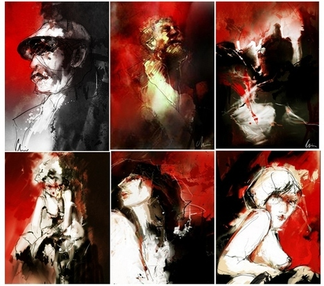 ::Chris Falaise:: | Artistes et Créateurs | Scoop.it