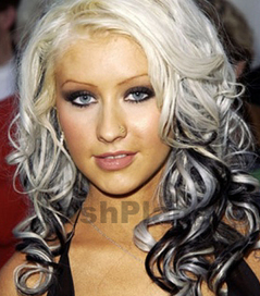 Christina Aguilera Hair Color Of 2013 | fashplanet | Scoop.it