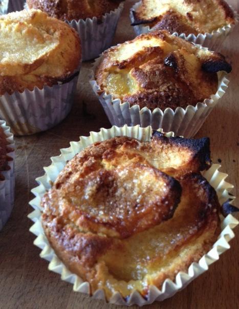 Muffins aux pommes | Food sucré, salé | Scoop.it