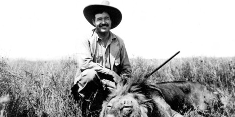 15 Photos Of Ernest Hemingway Being The Ultimate Alpha Male | fitness, health,news&music | Scoop.it