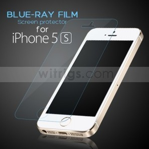 Anti-Blue-Ray LCD Screen Protector for Apple iPhone 5S - Witrigs.com | Do iphone 5s need screen protectors | Scoop.it