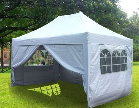 A beginner's guide on finding the best place to buy pop up canopies from | Mariya News | Scoop.it