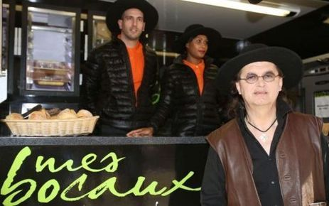 Gastronomie : Marc Veyrat se lance dans l'aventure des food-trucks - Le Parisien   Veille Food-trucks   Scoop.it
