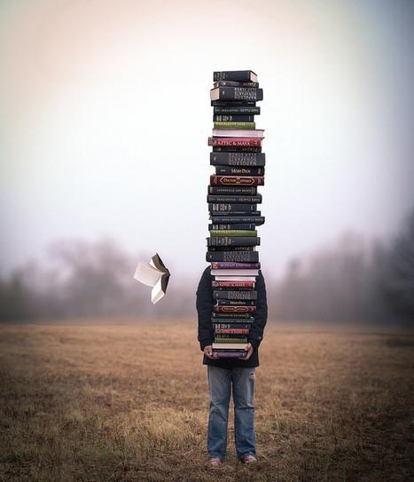 7 momentos en los que acabas prefiriendo un libro de papel | Las Tics y las ciencias de la informacion | Scoop.it