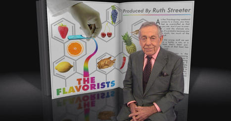 """The """"super-tasters"""" flavoring your food. 