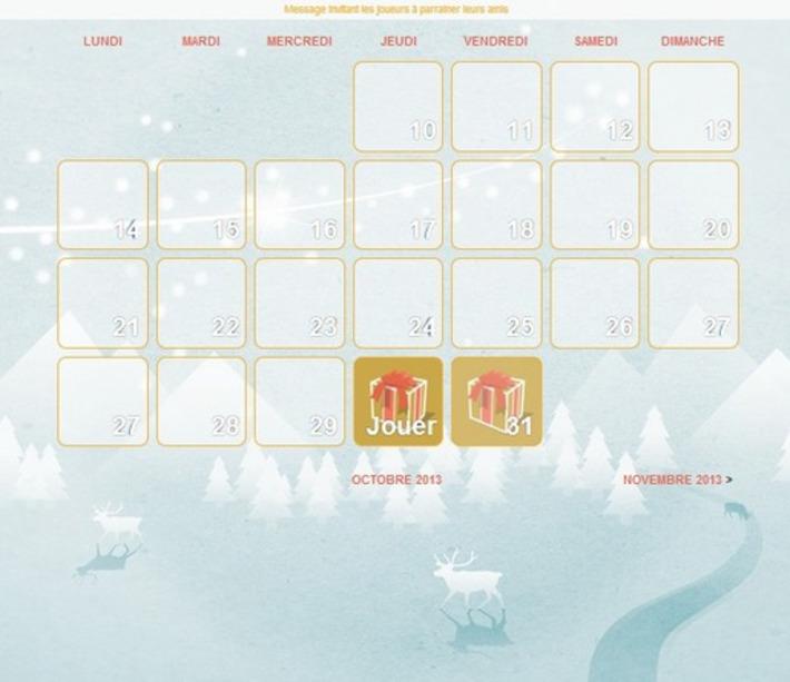 Préparez Noël avec notre Calendrier de l'Avent Facebook   SEO et Social Media Marketing   Scoop.it