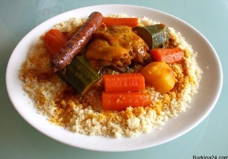 Recette: couscous et sauce tomate | Cuisine Africaine | Scoop.it
