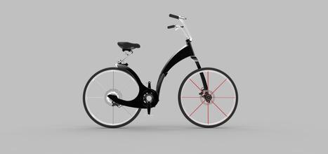 Gi FlyBike : un vélo électrique, pliant et connecté | Ressources pour la Technologie au College | Scoop.it