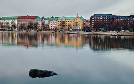 Finland fires warning shots at 'foreign submarine' near Helsinki   NATO Military   Scoop.it