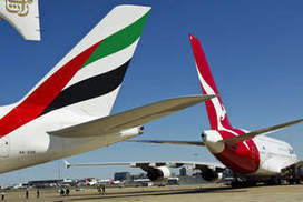 Qantas alliance may expand to support services   study   Scoop.it