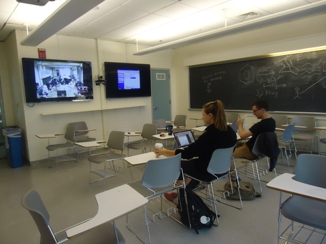 Camels, Cardinals & Bantams: Distance-learning enhances course offerings - The Connecticut College Voice | Open Source learning | Scoop.it