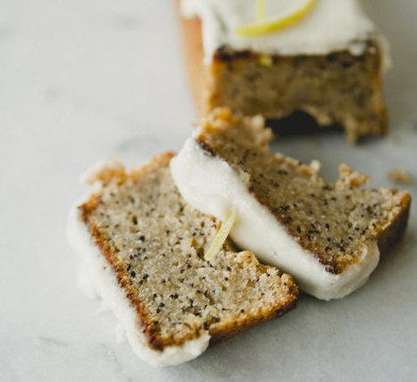 Zesty Lemon Poppy Seed Bread You'll Never Believe Is Paleo, Vegan& Gluten-Free | Vegan Food | Scoop.it