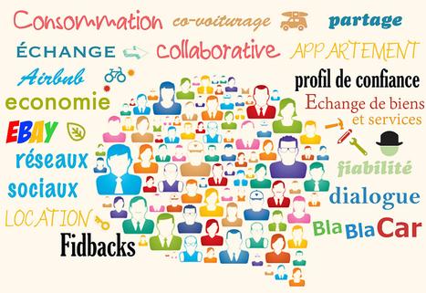 Consommation collaborative : l'économie du partage en question   Collective intelligence   Scoop.it