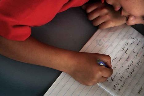Teachers lament faltering pens | Pediatric Occupational Therapy | Scoop.it