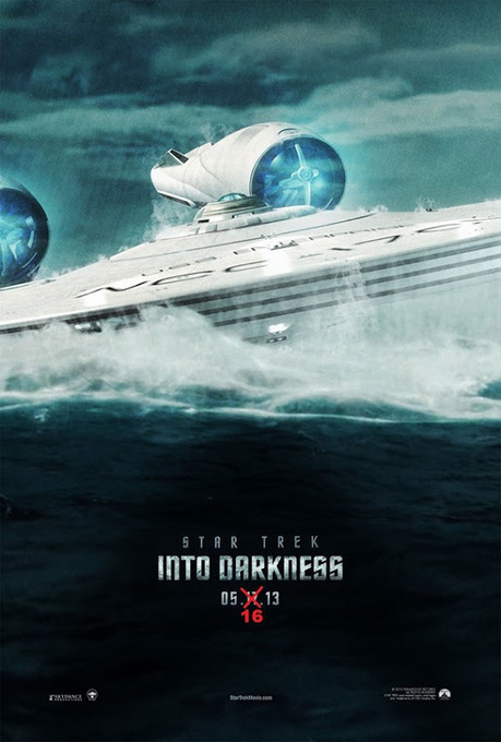 "Vimos ""Star Trek: Into Darkness"" 