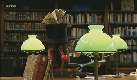 Architectures: La bibliothèque Sainte Geneviève - videos.arte.tv   BiblioLivre   Scoop.it