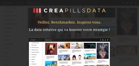 Creapills Data : l'outil qui va révolutionner votre veille créative | Veille et community management | Scoop.it